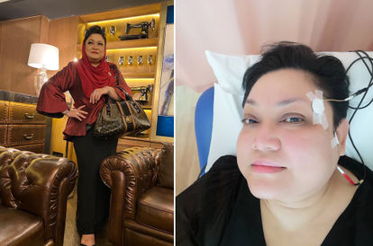 Stay Strong: Veteran Actress Reveals She Has Been Battling Bell's Palsy For The Past Three Weeks